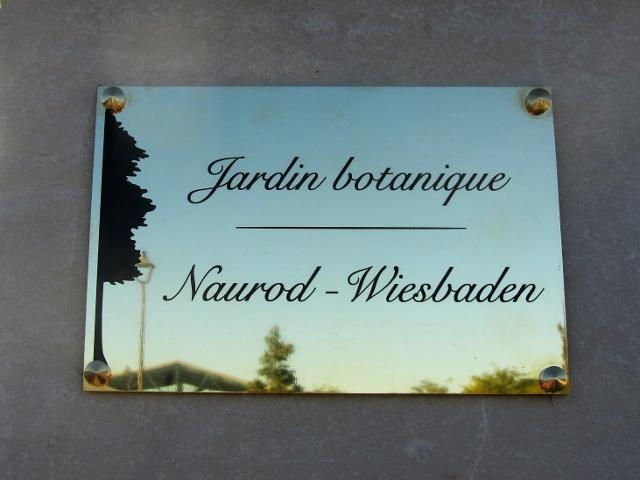 Botan Garten In Fondettes Auf Naurod Wiesbaden Getauft